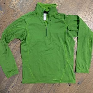 Patagonia Men's Capilene 4 zip up - size small